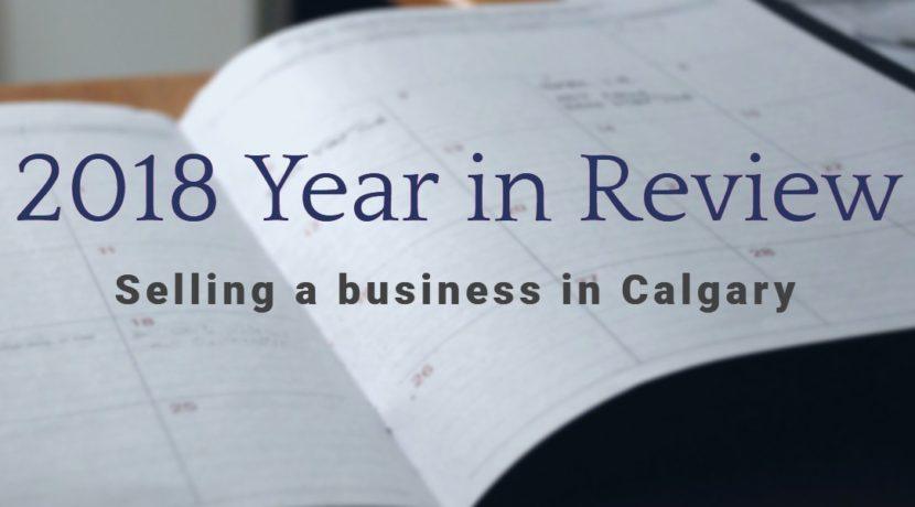Selling a business in Calgary