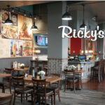 ricky's restaurant for sale