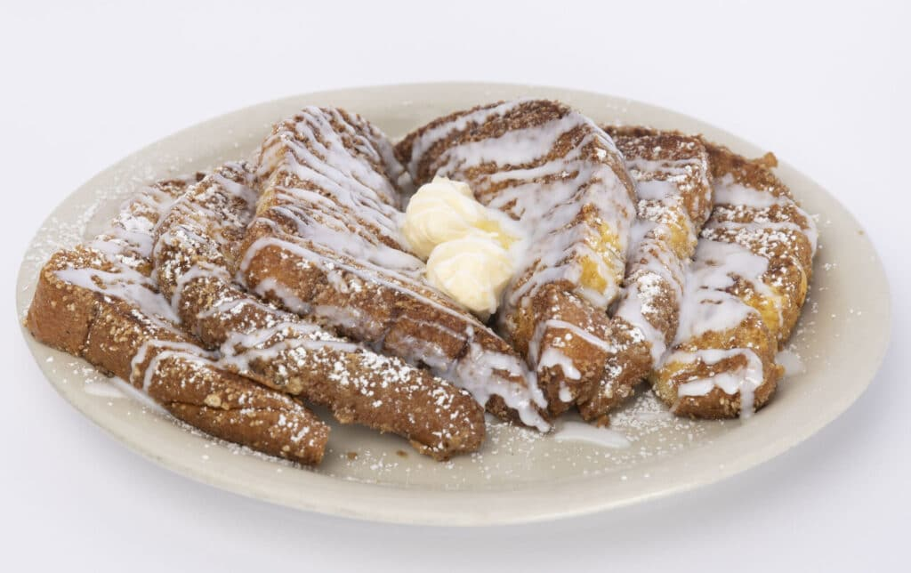Crunch French toast