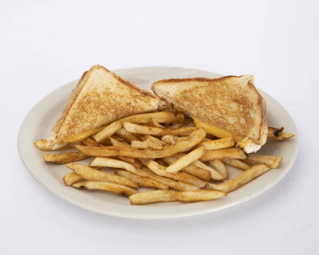 Grilled cheese sandwhich