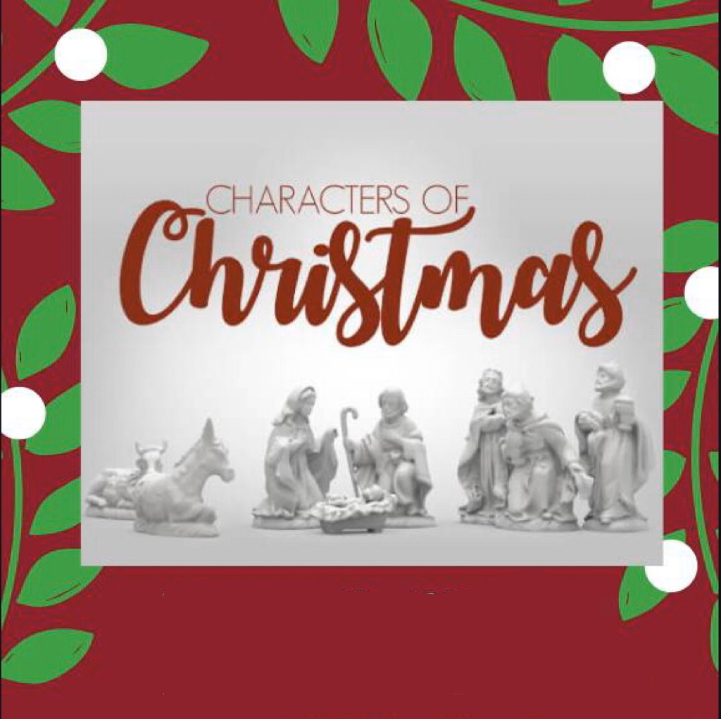 Characters of Christmas: The Wise Men Image