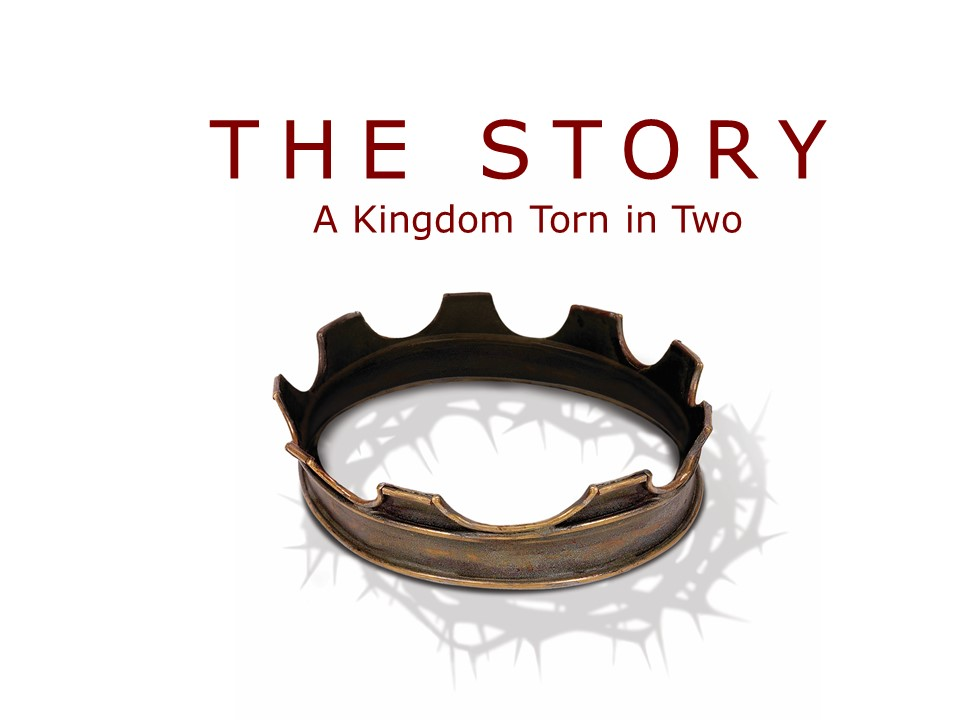 The Story: A Kingdom Torn in Two Image