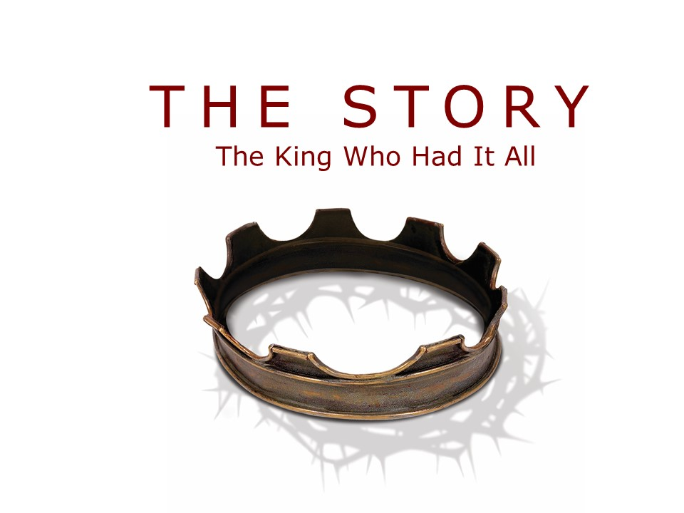 The Story: The King Who Had It All Image