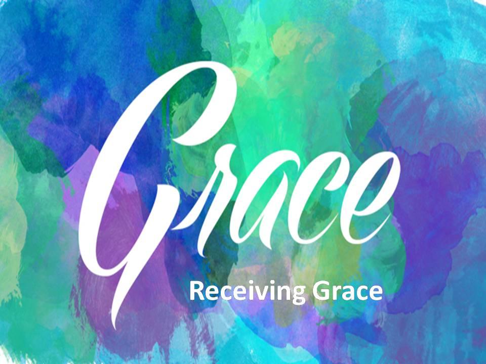 Receiving Grace Image