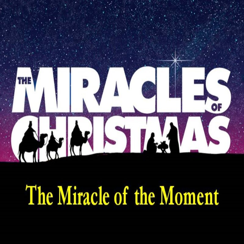 The Miracles of Christmas: The Moment Image