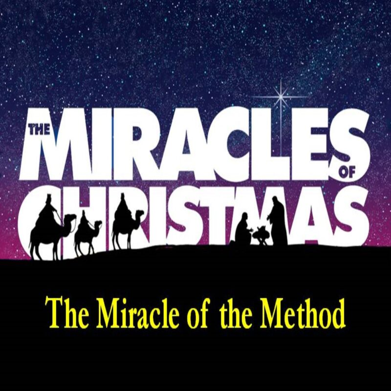 The Miracles of Christmas: The Method Image