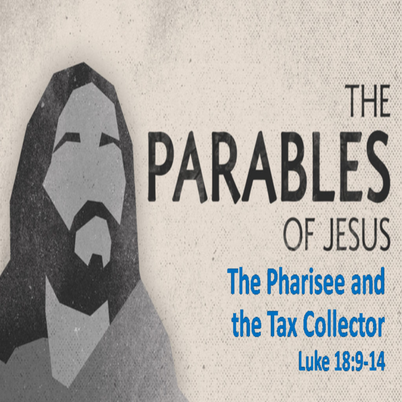 The Parables of Jesus: The Pharisee and the Tax Collector Image