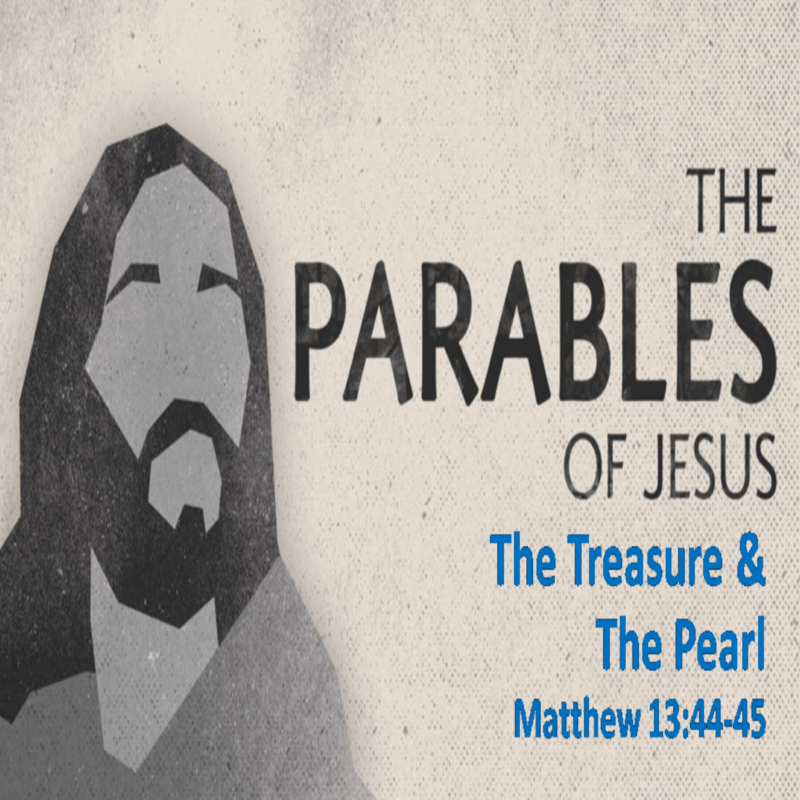 The Parables of Jesus: The Treasure and The Pearl Image