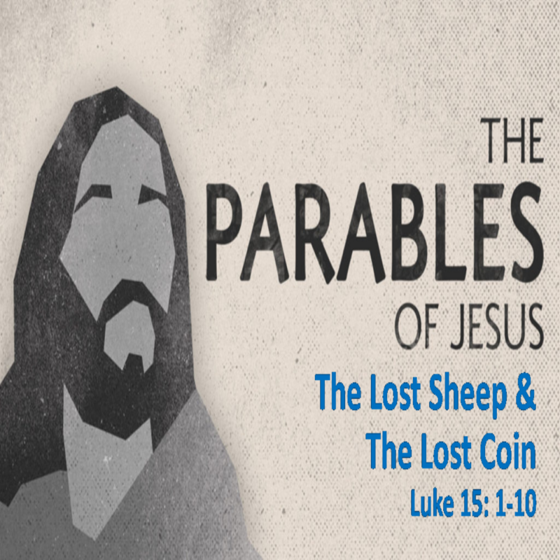 The Parables of Jesus: The Lost Sheep and the Lost Coin Image