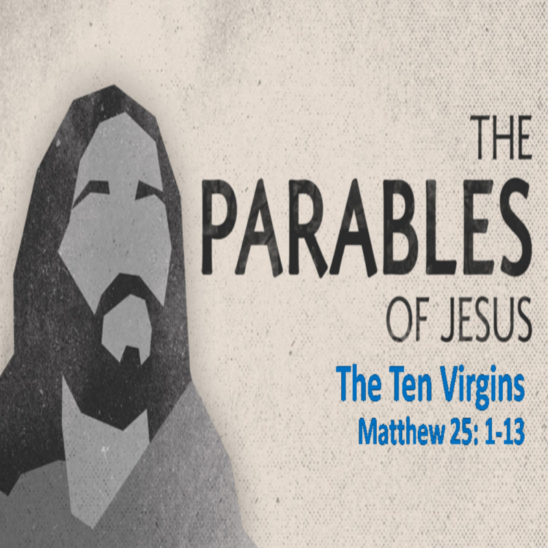 The Parables of Jesus: The Ten Virgins Image