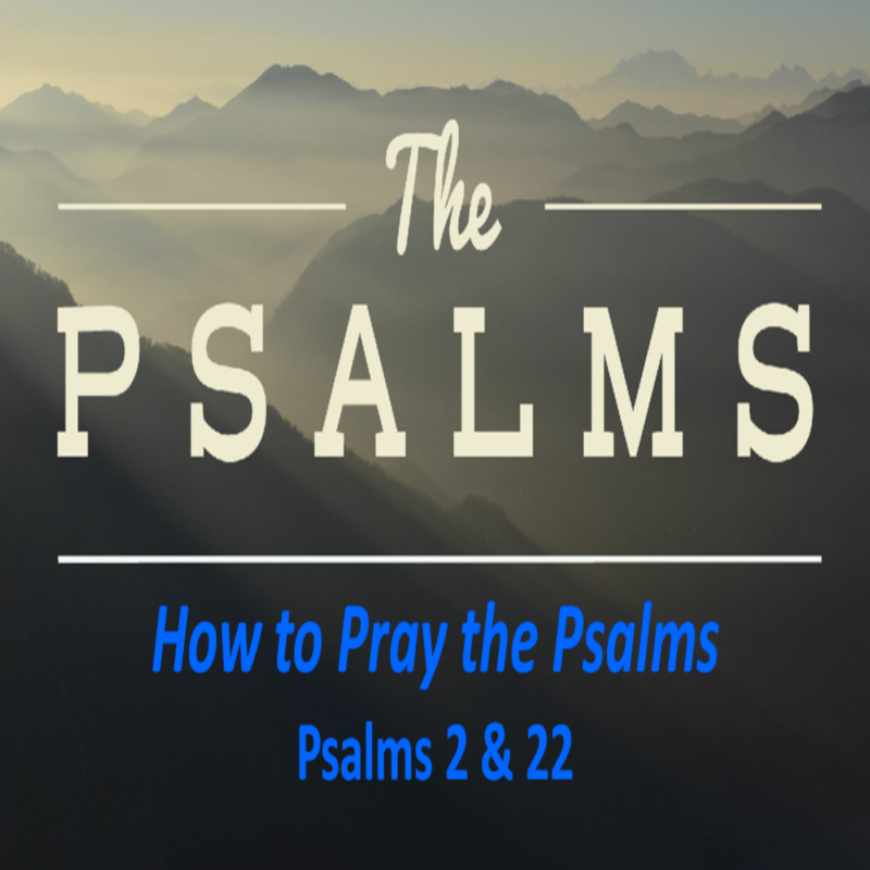 How to Pray the Psalms Image