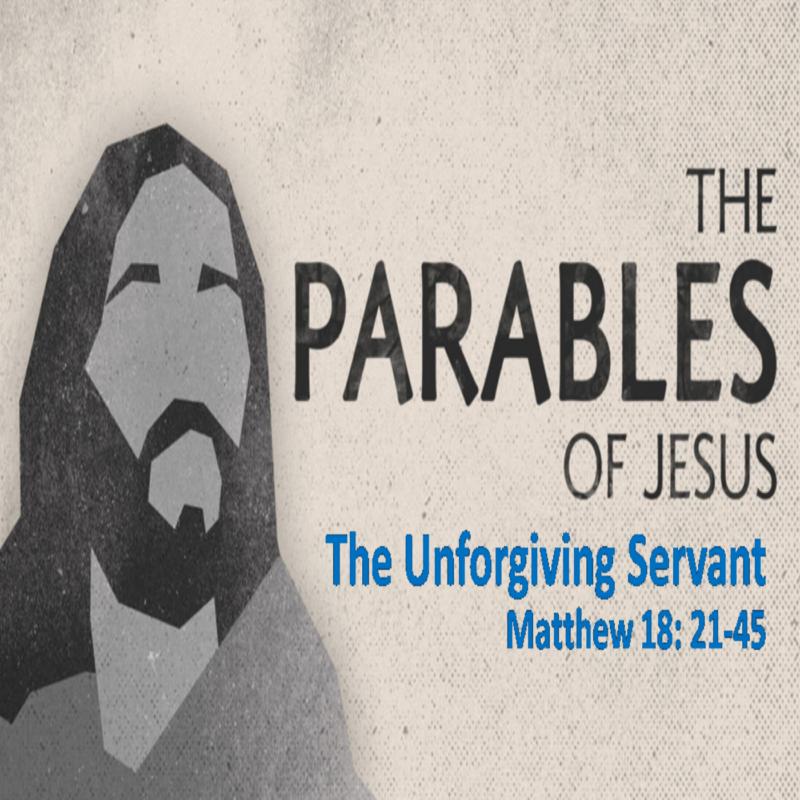 The Parables of Jesus: The Unforgiving Servant Image