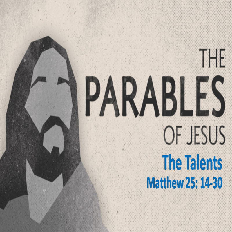 The Parables of Jesus: The Talents Image