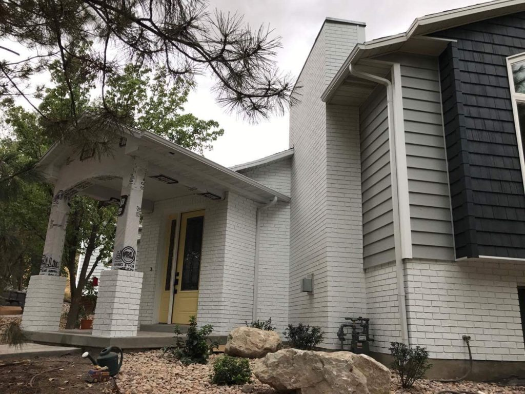 Exterior painting services Utah county