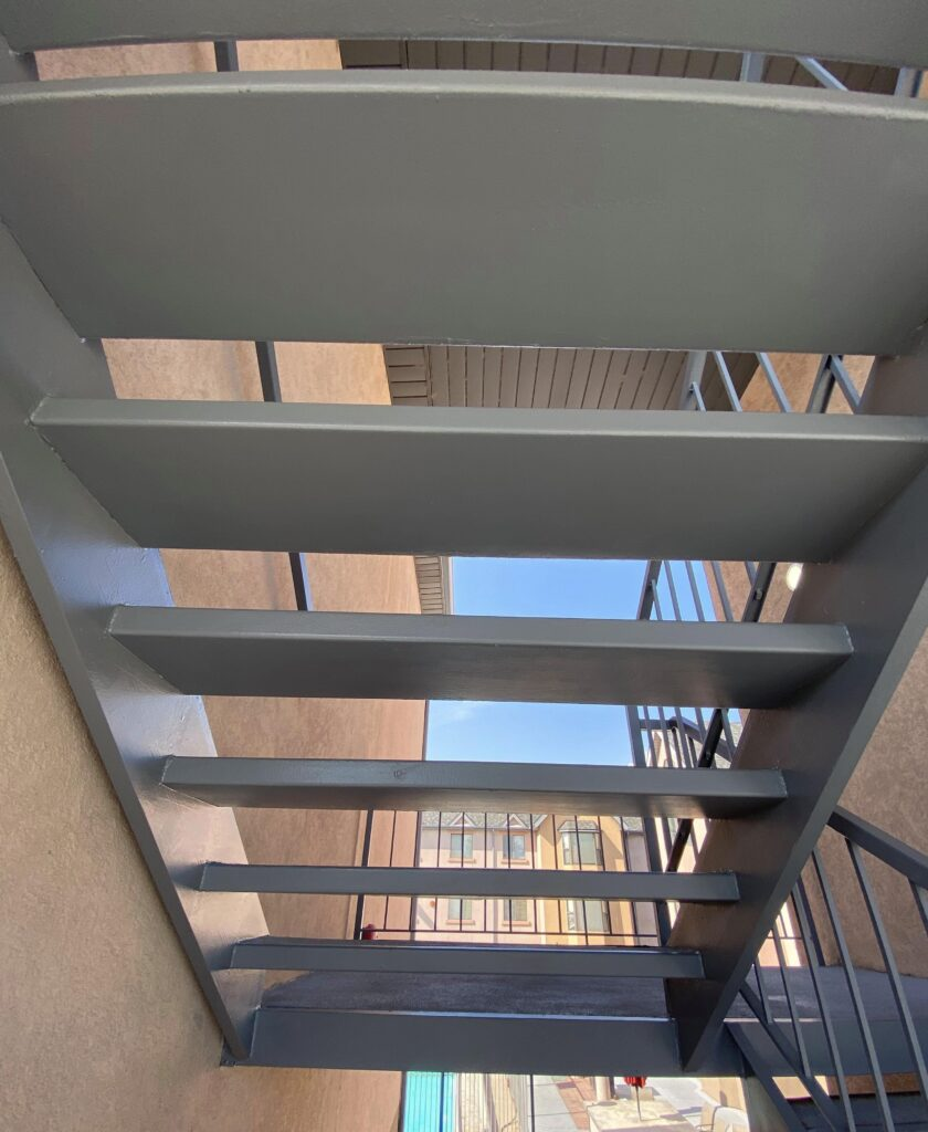 Building painting Utah