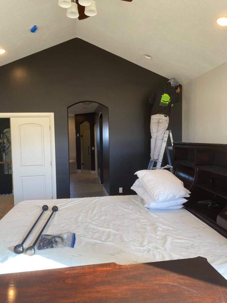 Residential painting Utah county