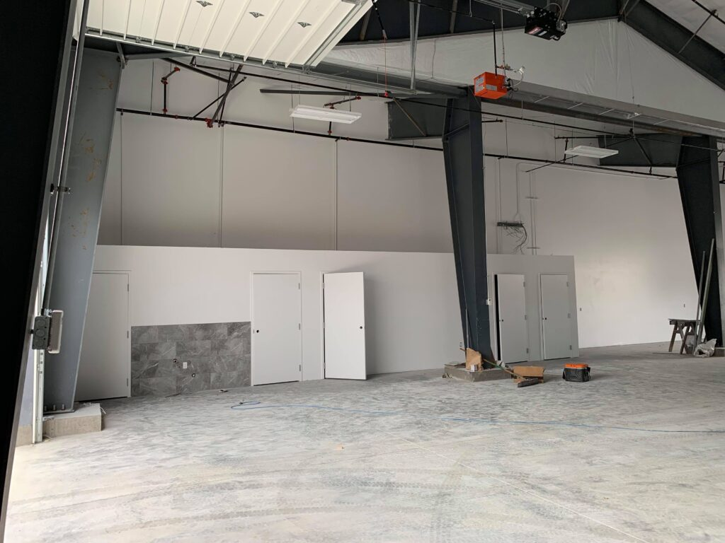 Commercial painting company Utah county
