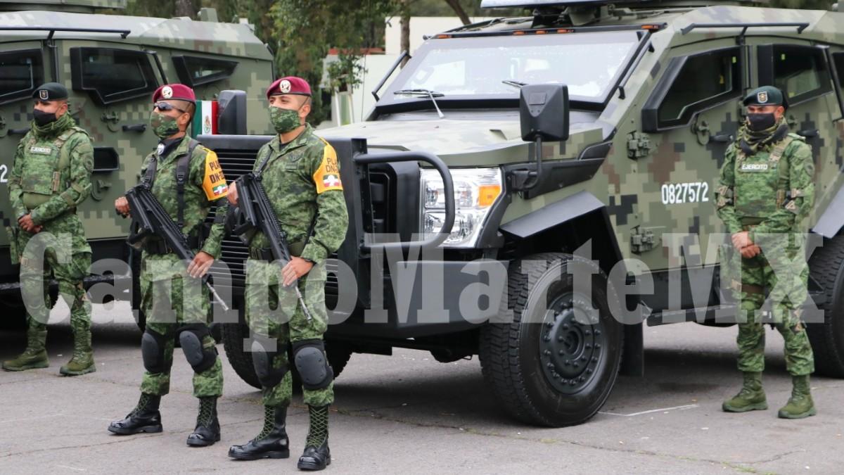 Desfile militar 2020