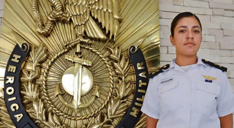 Dirigirá Seguridad Pública de La Paz, BCS, una Teniente de la Marina