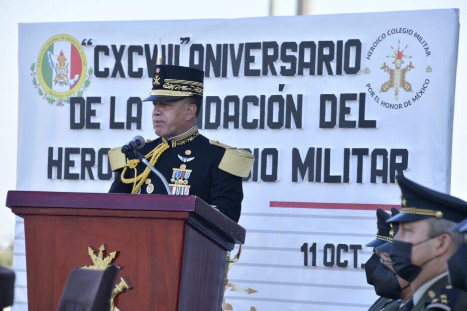 Los 198 años del Heroico Colegio Militar