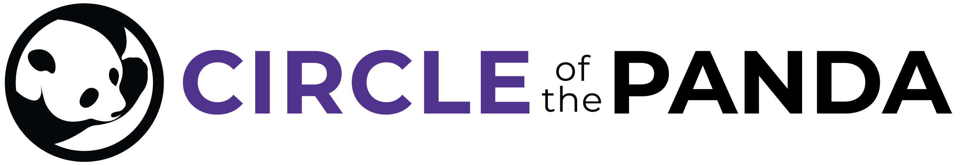 Circle of the Panda Logo