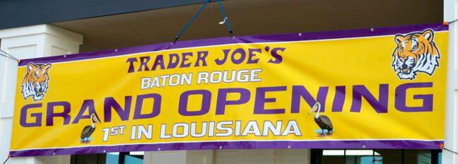 Baton Rouge Trader Joe's