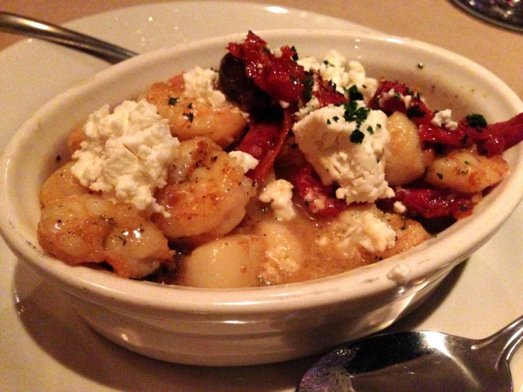 Saucy Shrimp and Scallops from Bonefish Grill