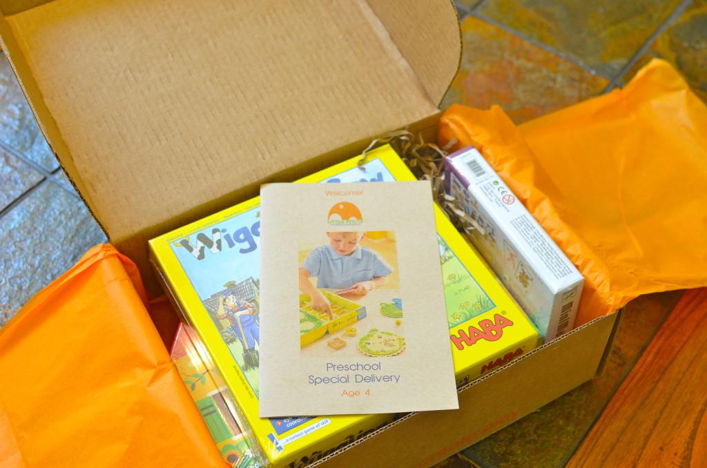 Lil Pnuts Box Subscription: Imagine, Create, Play