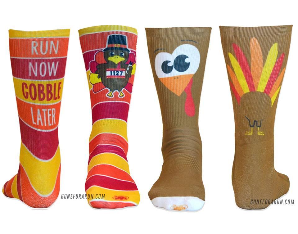 Turkey Trot Socks
