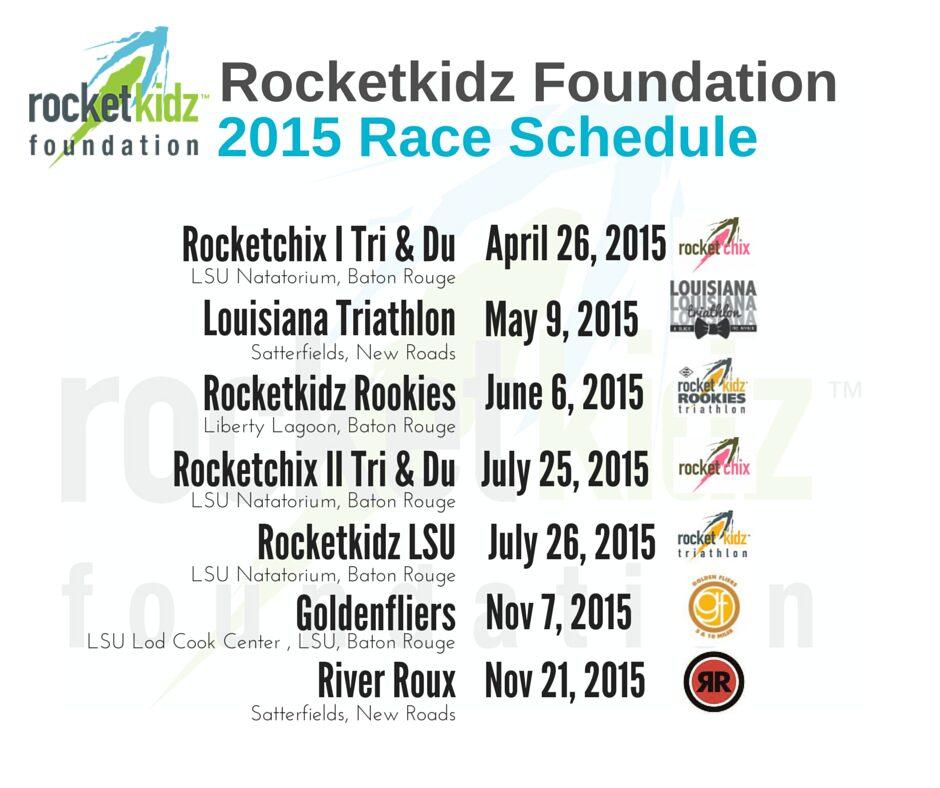 ROCKETKIDZ FOUNDATION SERIES 2015