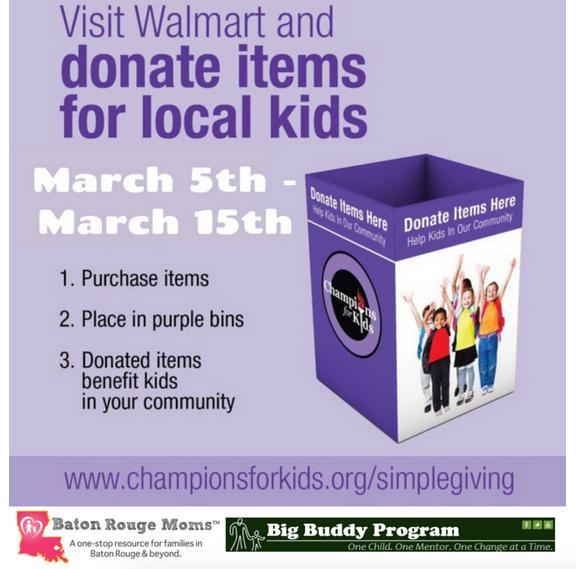 Big Buddy Program Champions for Kids
