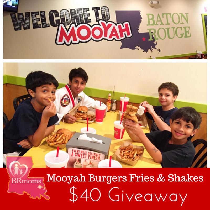 Mooyah Burgers Fries & Shakes