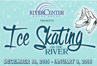 Ice Skating Baton Rouge on The River