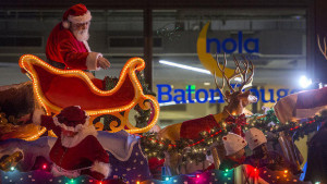 Baton Rouge Christmas Parade Cortana