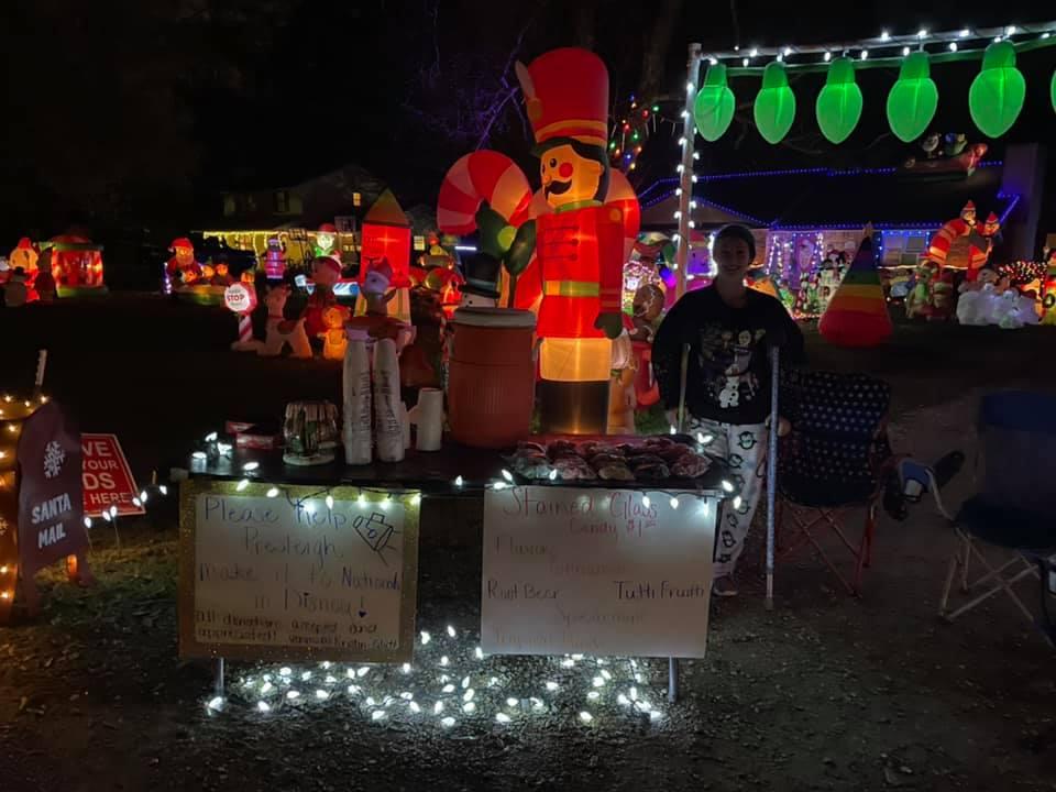 Christmas Lights in Baton Rouge & Beyond – 2020