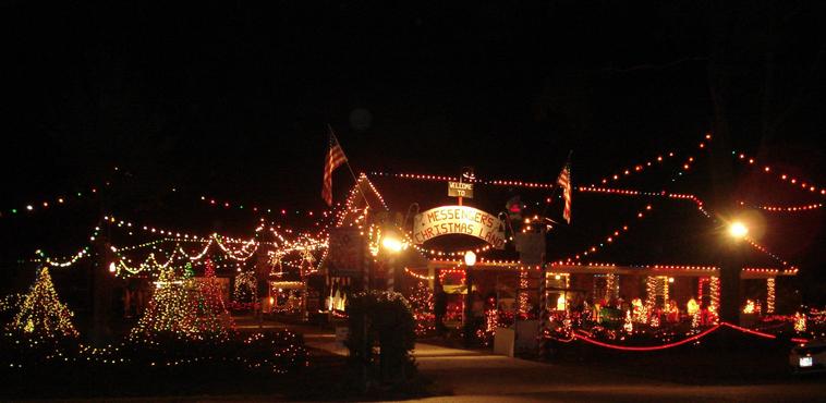 Messenger's Christmas Land