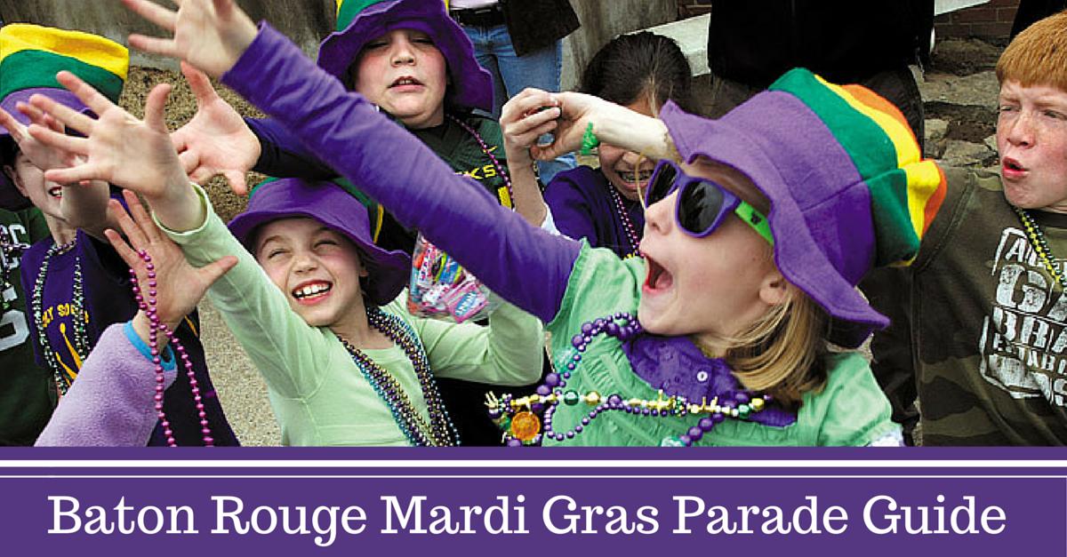 Family Friendly Mardi Gras