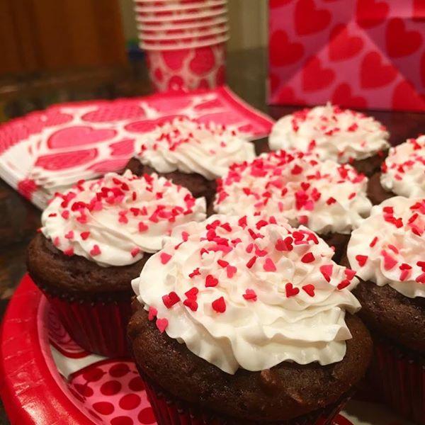 Death by Chocoltae Cupcakes