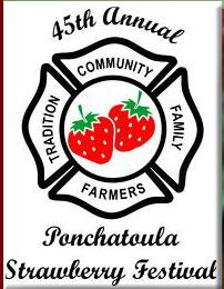 Ponchatoula Strawberry Festival Ponchatoula, Louisiana