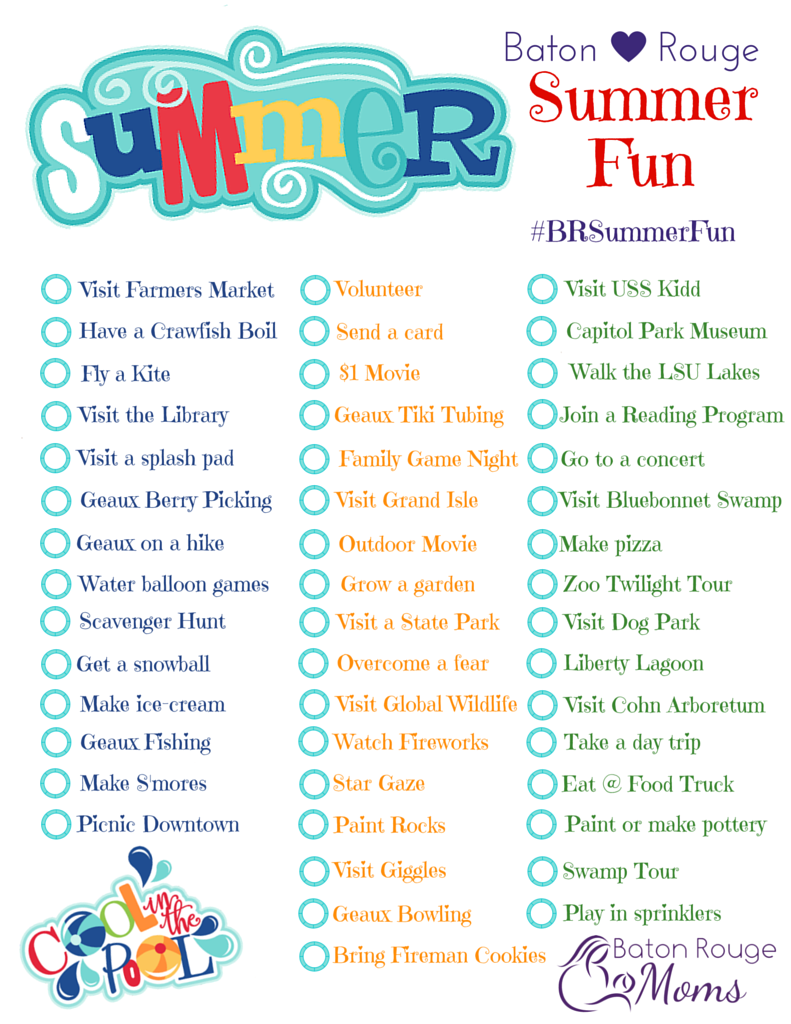 THings to do in Baton Rouge with kids
