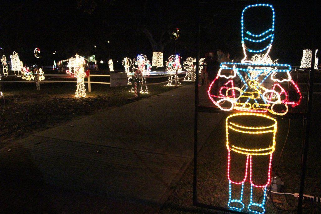 BREC Christmas Baton Rouge