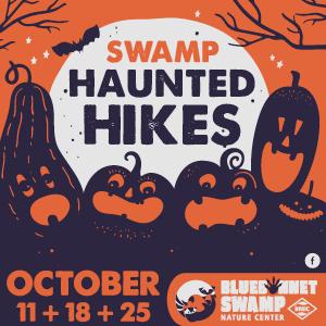 Baton Rouge Haunted Hikes