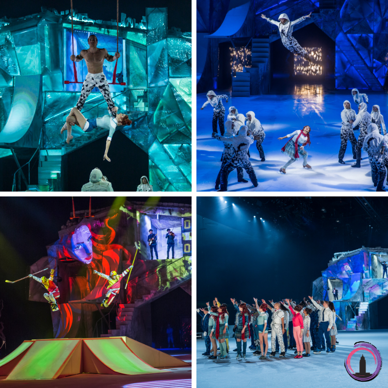 Cirque du Soleil Crystal Baton Rouge