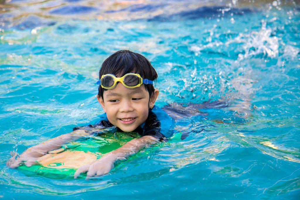 Free Swim Lessons