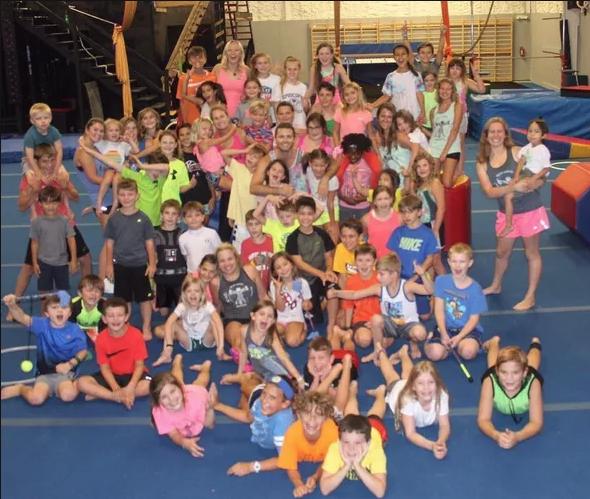 GymFit Adventure & Fitness Camp