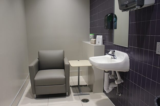 LSU Gameday Lactation Spaces