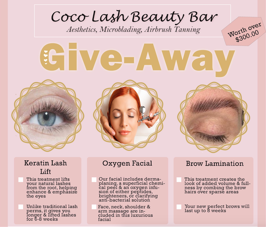 Coco Lash Beauty Bar