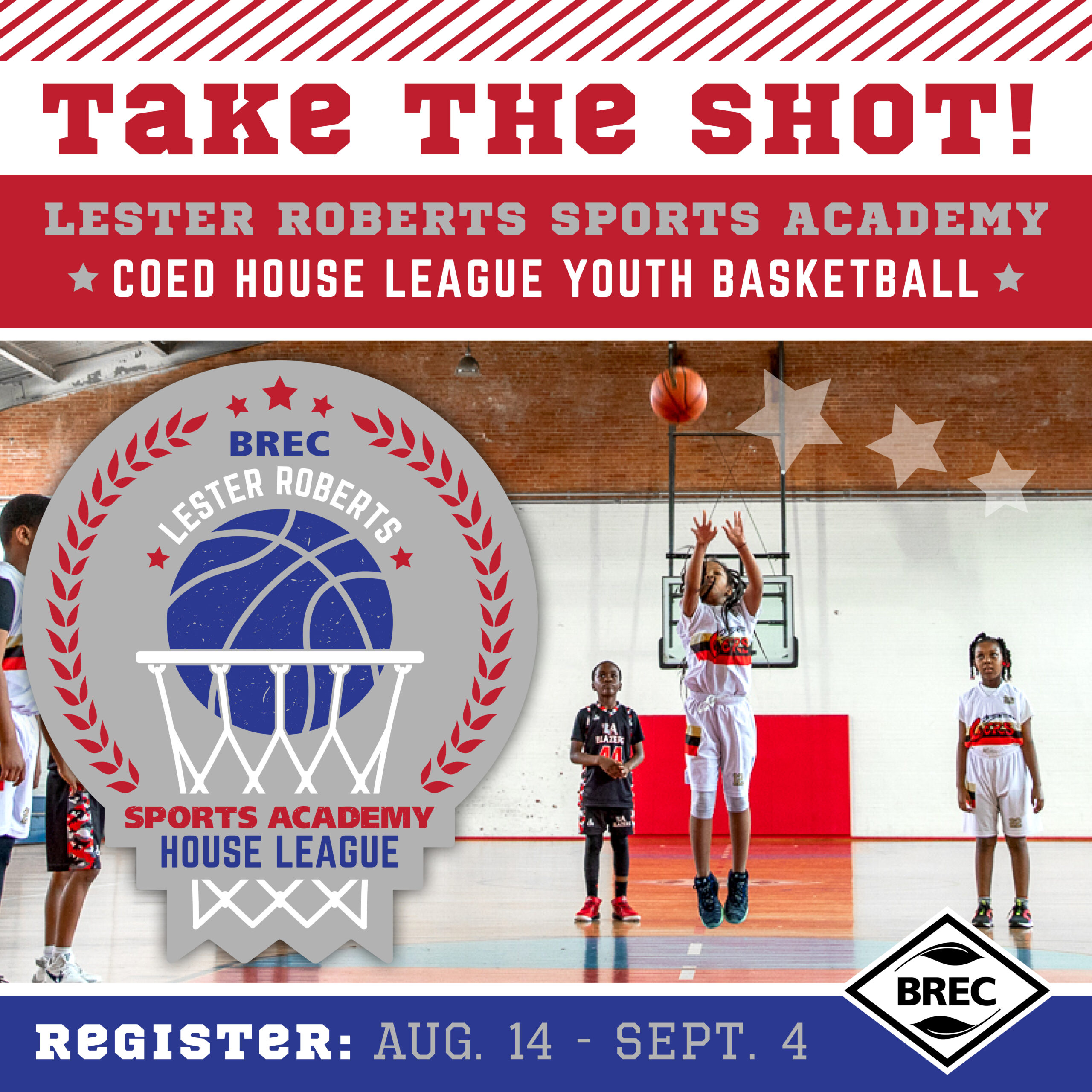 Baton Rouge Youth Basketball