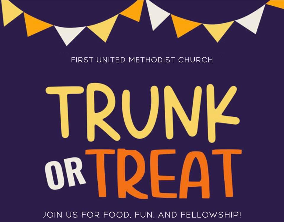 Trunk or Treat in Baton Rouge