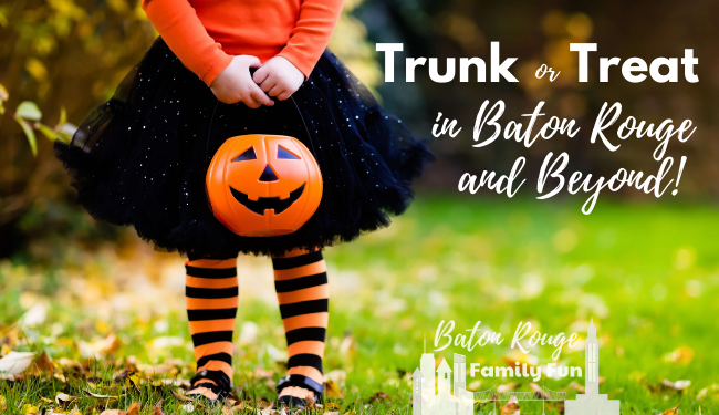 Halloween in Baton Rouge – Things to Do